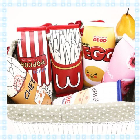 Foodie Pencil Cases *FREE SHIPPING on Storenvy