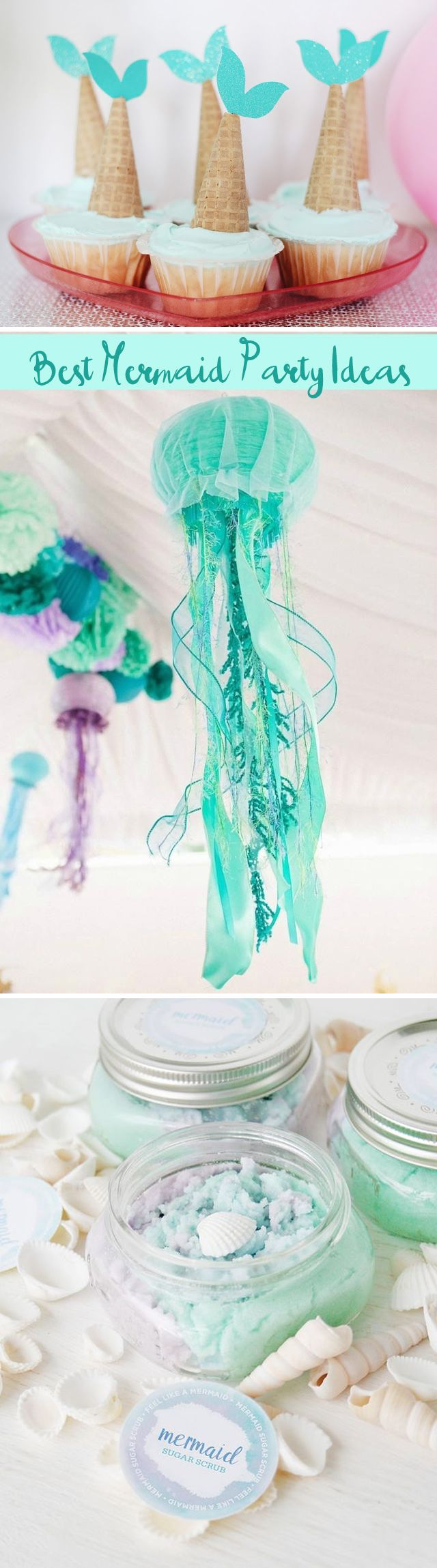 Best Mermaid Party Ideas