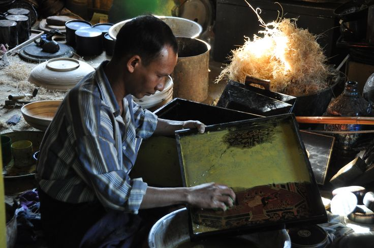 Arts and Craft, Myanmar