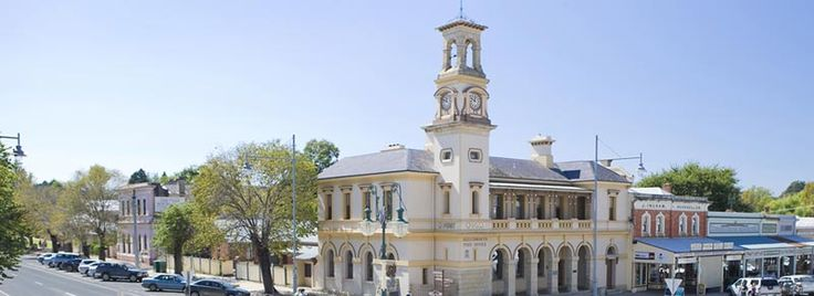 Beechworth North East Victoria | Accommodation | Restaurants | Vineyards | Specialty Produce | Galleries | Specialty Shopping | National Parks | Bike Trails | History