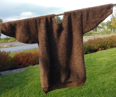 Hege Ts hverdag: Skappel genser nr 2.