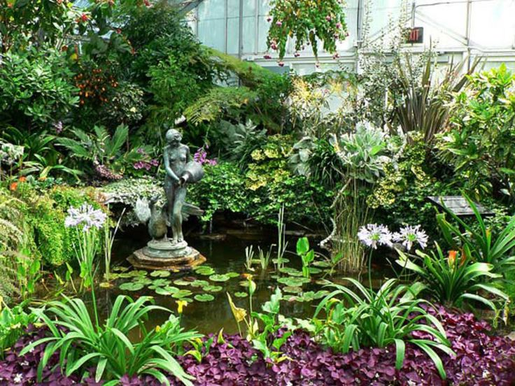 Indoor gardens in and around Toronto are a welcome respite from the cold weather. These foliage filled havens offer a much needed contrast to the s...