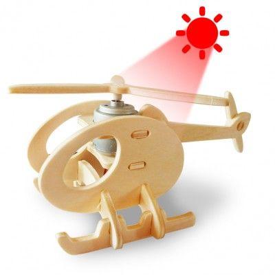 RoboTime - Solárny vrtuľník