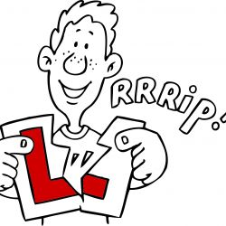 Rip up your Plates after learning to drive with Elite Driving School. Over 80% First Time Pass Rate.