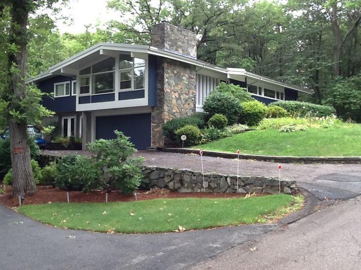 Contemporary Mid Century Modern Homes #2691 | Latest Decoration Ideas