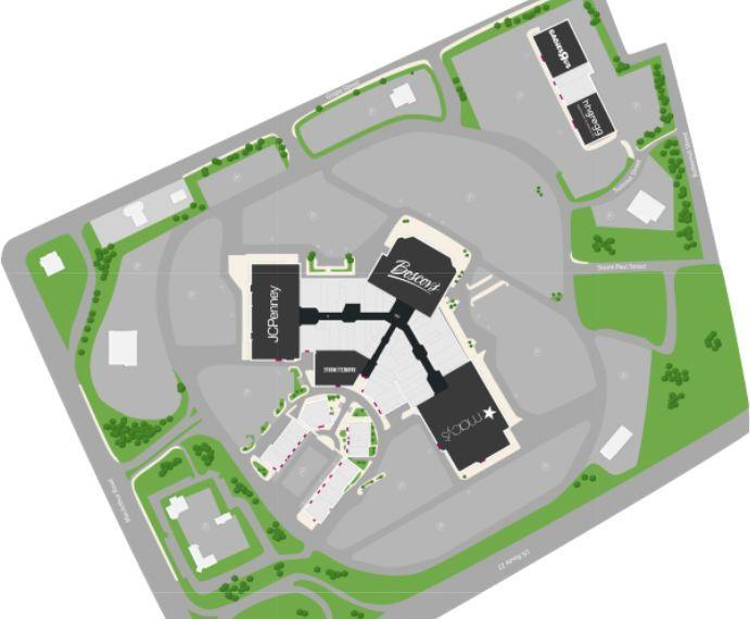 Lehigh Valley Mall Shopping Plan Lehigh Valley Mall Valley