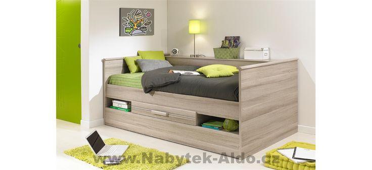 Dětská postel pro dvě děti Montana G10.106