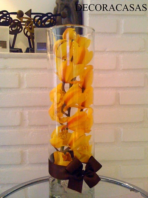 wonderful flower arrangement idea