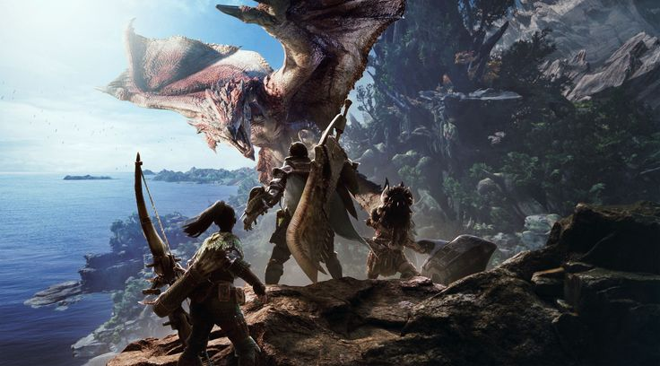 3840x2130 monster hunter 4k download wallpapers for pc