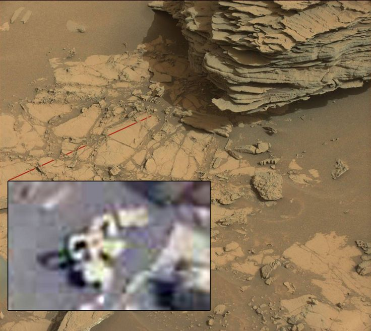Photographs of Mysterious Mars Anomalies |Mars Unexplained Anomalies