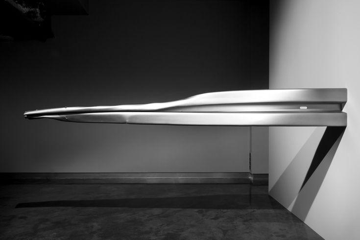 Ewa Axelrad, The Absorbent, 2012, installation