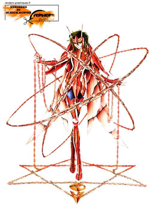 Andromeda Shun Fanart   Corrente de Andromeda   Saint Seiya