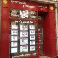 Agence immobilière Paris - Little immo Paris (75017)
