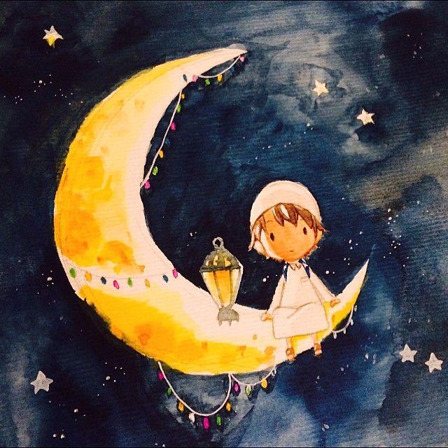 مبارك عليكم الشهر ⭐️ Ramadan Mubarak!