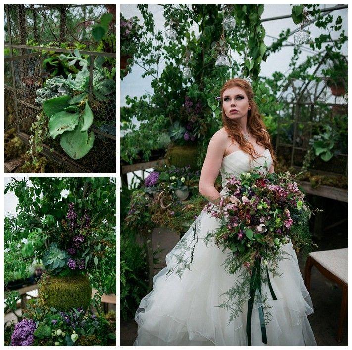 Whimsical Garden Greenhouse - Smitten Magazine   Smitten Magazine