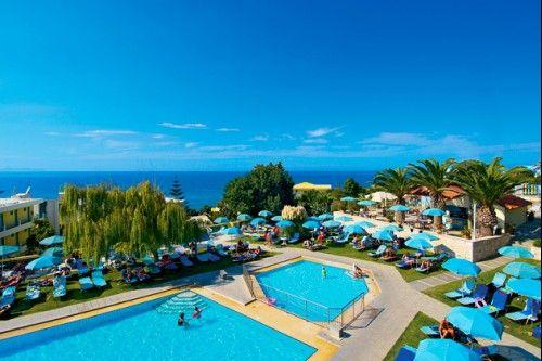 Voyage pas cher Crète Ecotour au Hotel Rethymnon Mare prix promo séjour Ecotour à partir 676,00 € TTC 8J/7N Tout compris