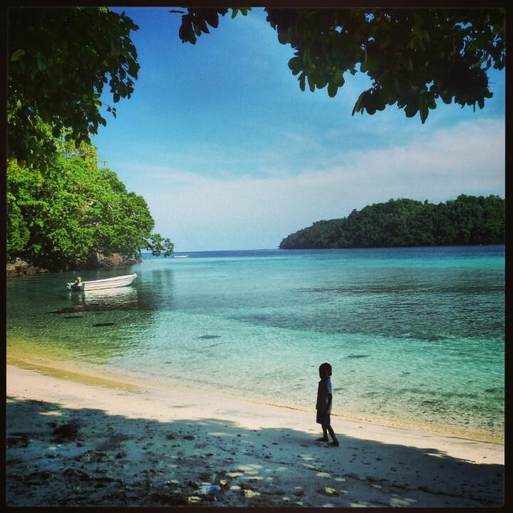 Pulau Weh, Indonesia.