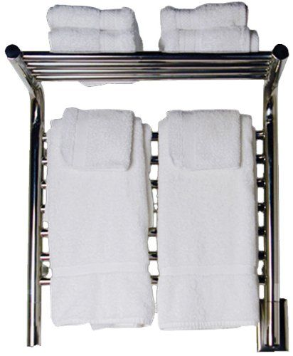 1000 ideas about towel warmer on pinterest free standing towel rack towel shelf and towel rail - Towel racks for small spaces concept ...