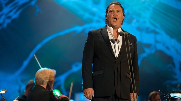 ~ The Impossible Dream ~ as recorded by Bryn Terfel  at Proms in the Park 2014