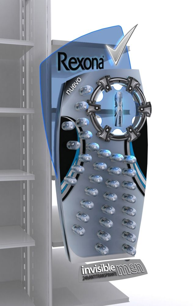 REXONA PETER PAN by Israel Rincón Vidauri at Coroflot.com