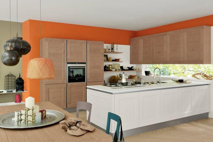 Oltre 25 fantastiche idee su cucine in rovere su pinterest - Cucine da 10000 euro ...