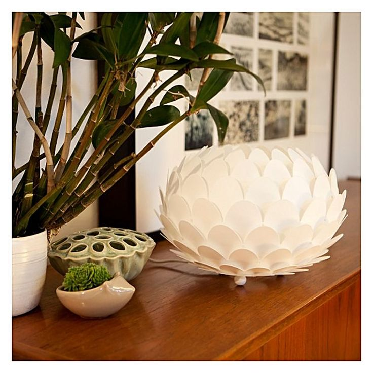 Wild Swan Table Lamp, Small by Micky & Stevie | Zanui