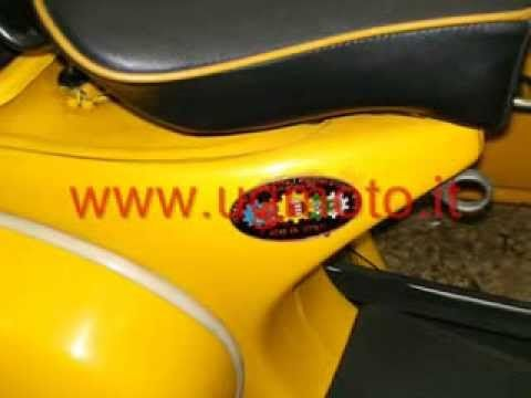 vespa sidecar by ugmoto