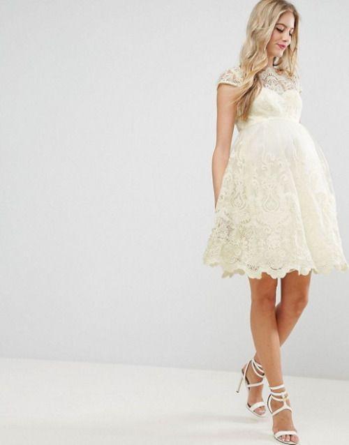 vestidos-novia-fiesta-noche:  Vestidos de Noche para Embarazadas...