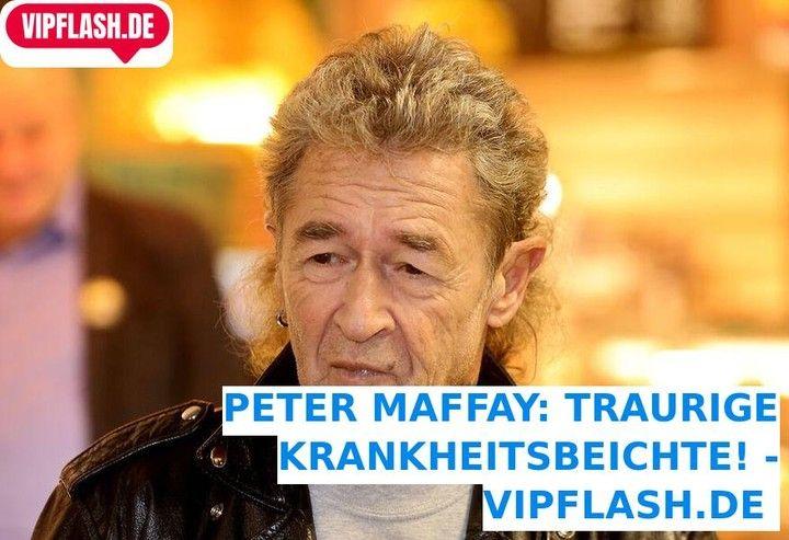 Maffay nackt peter Peter Maffay