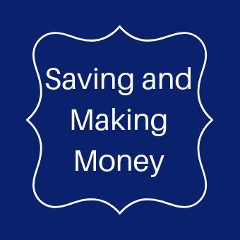 Saving and making Money Board Cover – Saving and Making Money