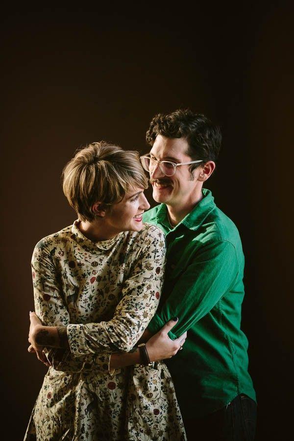 Playful, fun-loving couple   Image by Vesic Photography