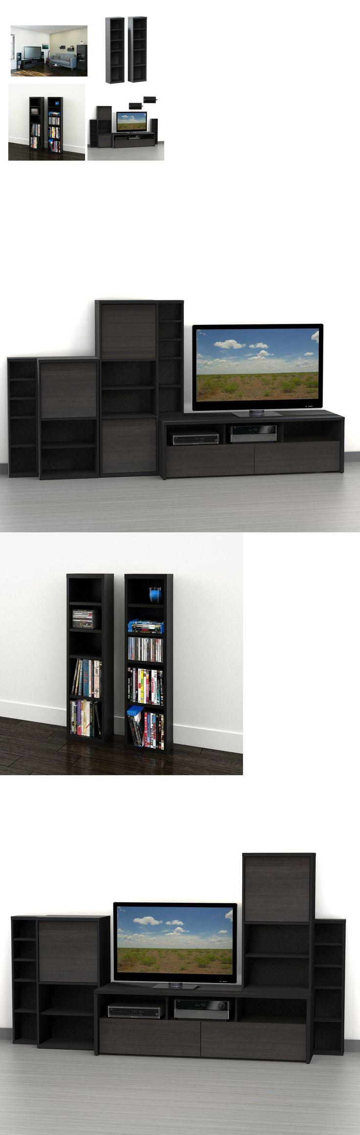 CD and Video Racks 22653: 2 Multimedia Storage Cd Organizer Dvd Tower Rack Cabinet Movie Shelf Stand Media -> BUY IT NOW ONLY: $97.08 on eBay!