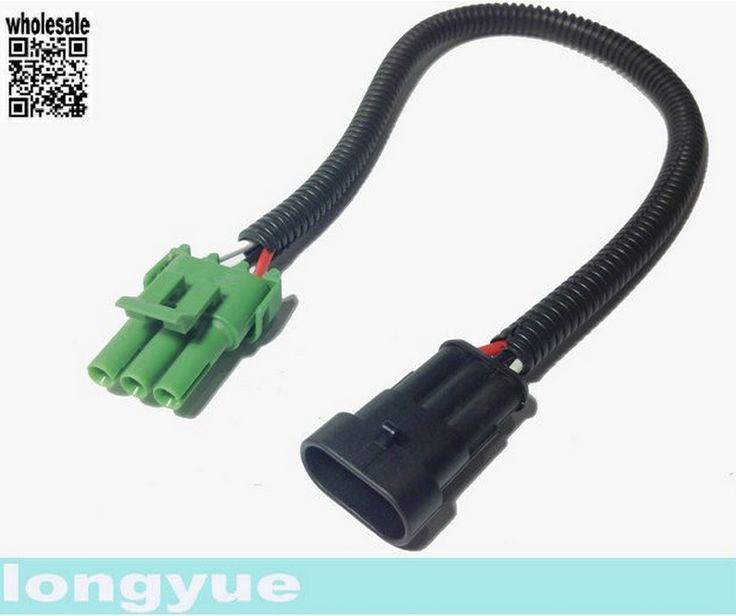 longyue 2pcs LS1/LS6 to LS2/L76 MAP Sensor Extension