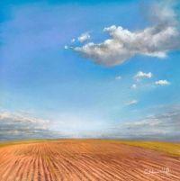Cécile Houel D-Open-horizon,-pastel