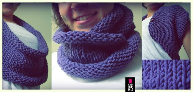 Infinity scarf - wear it as you like   facebok.com/planetforsale