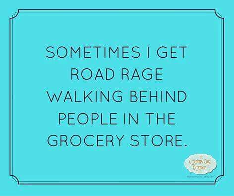 Yes, particularly in our Southern States...3 hours to get $75 worth of groceries.  Ugh!