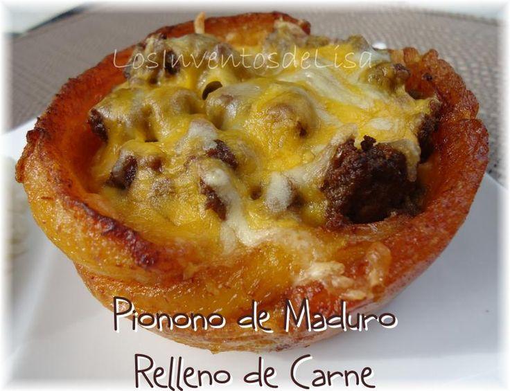 Puerto Rican Piononos Recipe