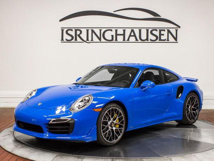 Porsche Paint To Sample Blue