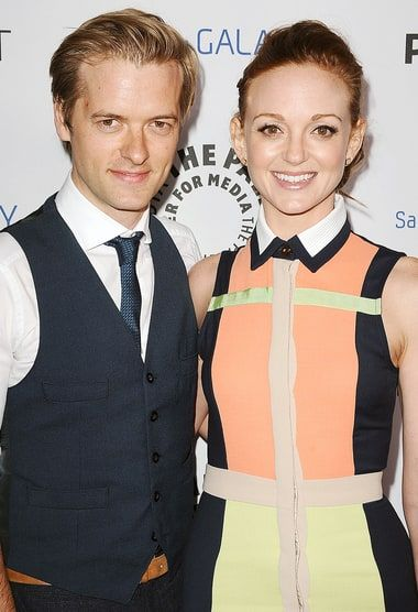 'Glee' star Jayma Mays is pregnant and expecting her first child with husband Adam Campbell — get the details!