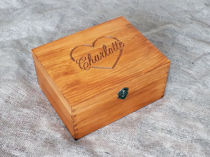 Baby memory box, Baby keepsake box, Personalised memory box, Custom engraved box, Personalized baby box, Custom keepsace box, Jewelry box by YouCanMAKEitPERSONAL on Etsy