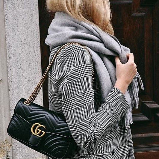 Tweeds & Scarves   Winter style.