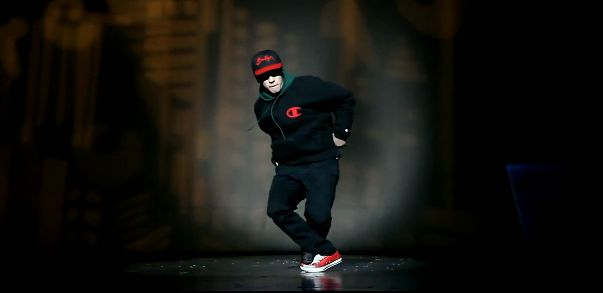 The Bboy Dialect