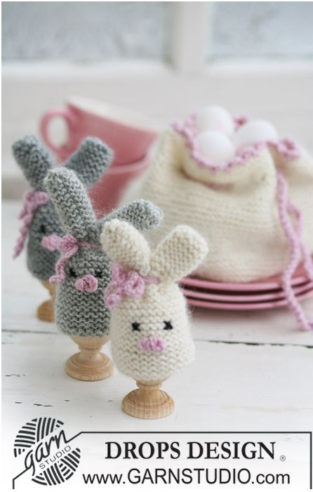 THE FUZZY CORNER: Easter Knitting Ideas and Free Recipes