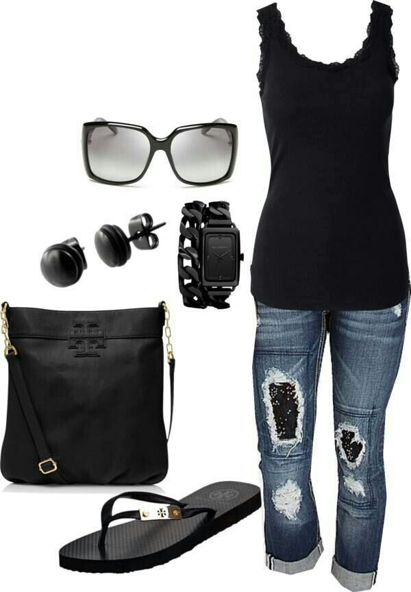 Cute minus the purse and watch