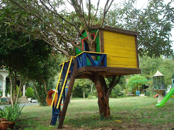 Casita en el árbol 3