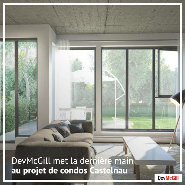 Nous sommes fiers d'annoncer que la phase IV de notre projet de condos Le Castelnau, en partenariat avec TGTA, est maintenant complétée. Situés au cœur de Villeray, les condos de la Phase IV du projet Castelnau marient histoire et design d'aujourd'hui : http://bit.ly/2y3r0Uq