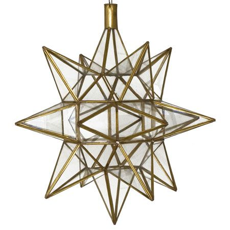 Star Lamp Copper