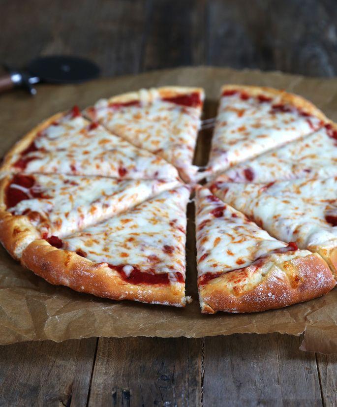Yeast Free Gluten Free Pizza—with gluten free bread flour