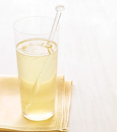 Cocktail de gengibre