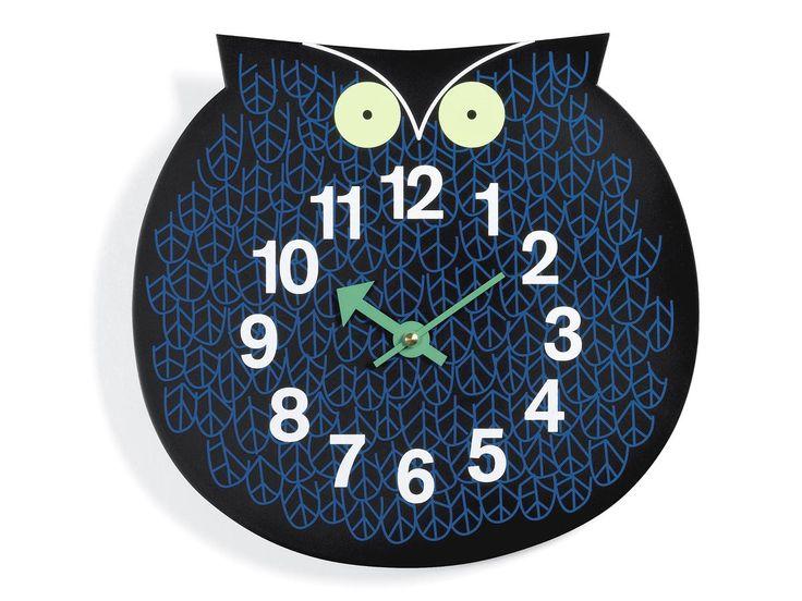 Vitra Uhr Omar the Owl von George Nelson, 1965 - Designermöbel von smow.de
